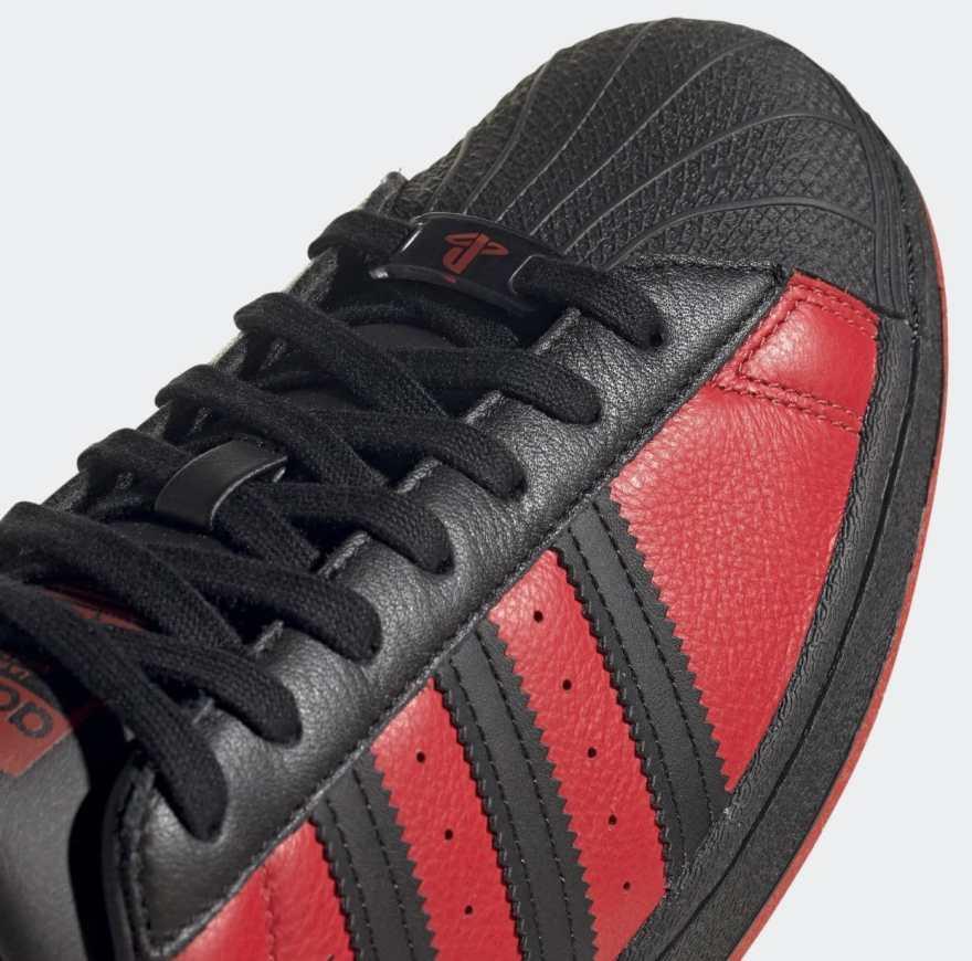 Adidas Spiderman Superstar Shoes 8
