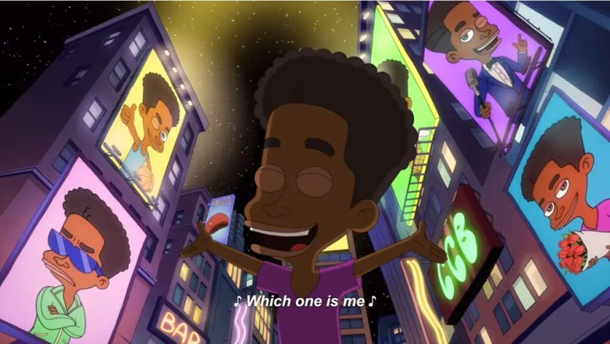 Big Mouth Code-Switching Song 1