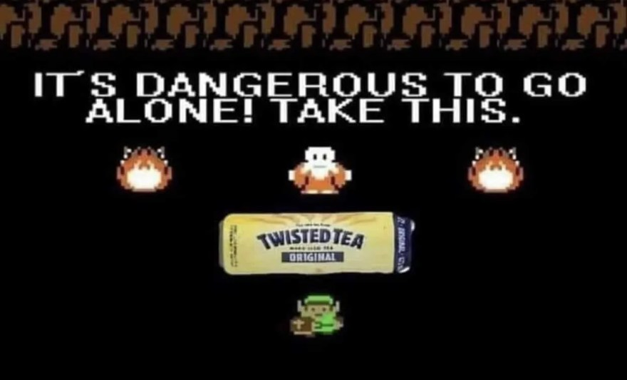 Twisted Tea Meme 27