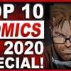 The Top 10 Comics Of 2020