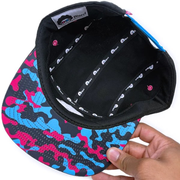 Blerd Limited Edition 5 Panel Hat 2