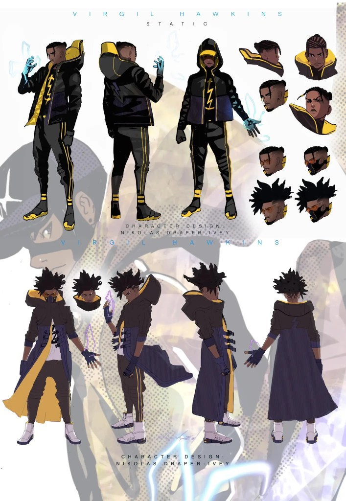 Static Shock Returns With A New Look 1