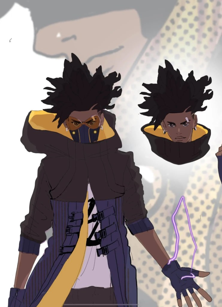 Static Shock Returns With A New Look 2