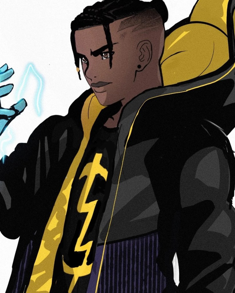 Static Shock Returns With A New Look 3