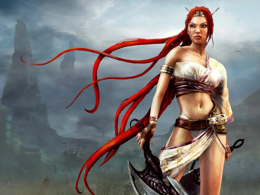 Nariko Heavenly Sword The 16 Most Influential Playable Women Characters In Video Games