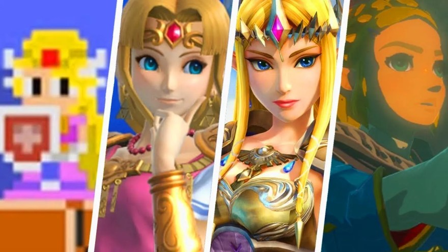 Princess Zelda The 16 Most Influential Playable Women Characters In Video Games