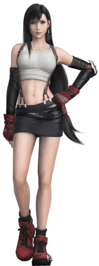 Tifa Lockhart The 16 Most Influential Playable Women Characters In Video Games