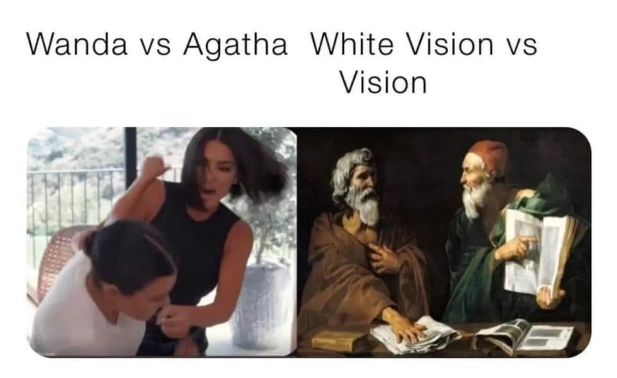 WandaVision Memes 20