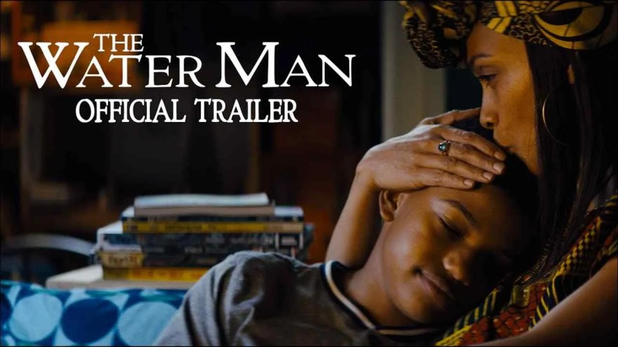 the water man trailer