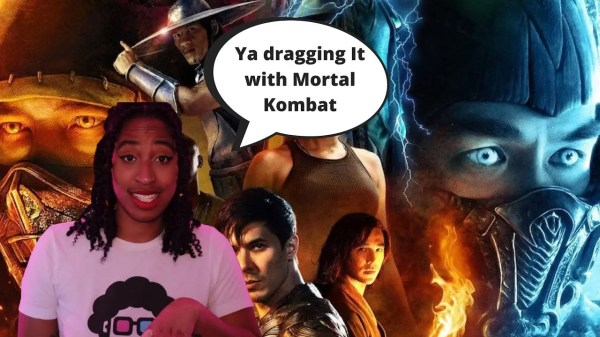 Ya Dragging Mortal Kombat