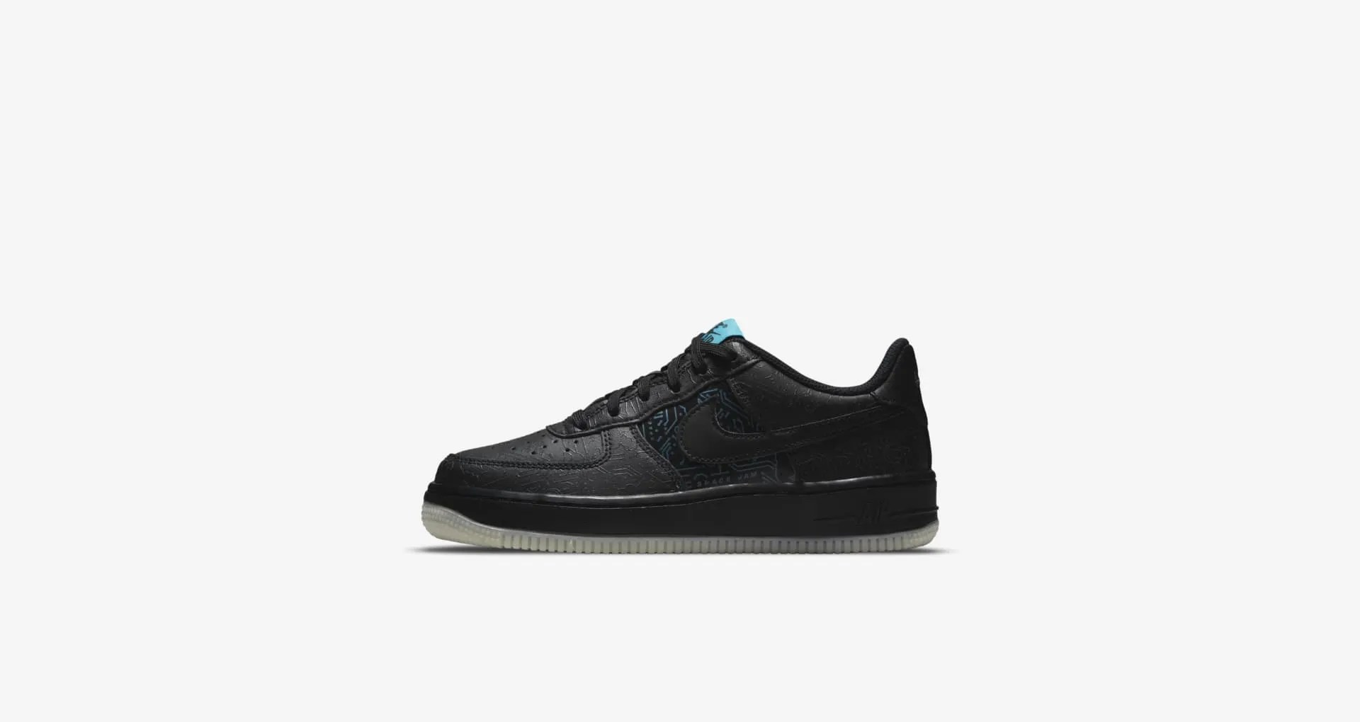 Air Force 1 07 x Space Jam A New Legacy Computer Chip 3