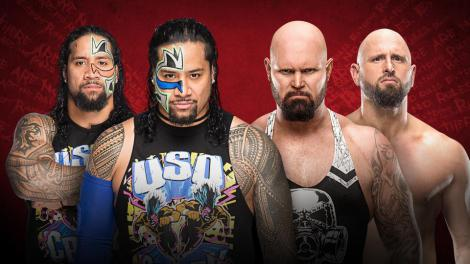 Usos Bullet Club Extreme Rules