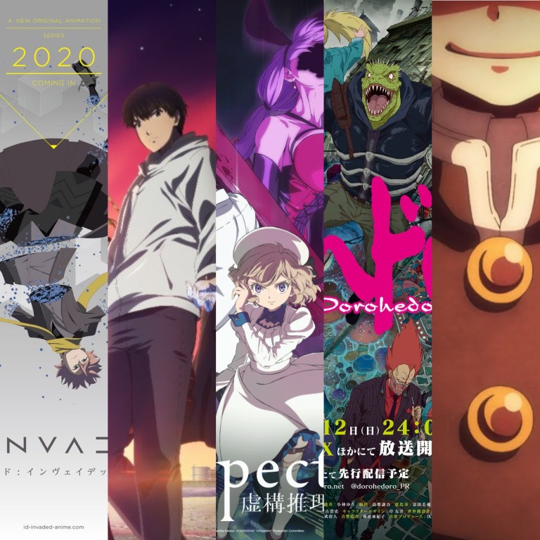 Top 5 Upcoming Winter 2020 Anime I Plan to Watch