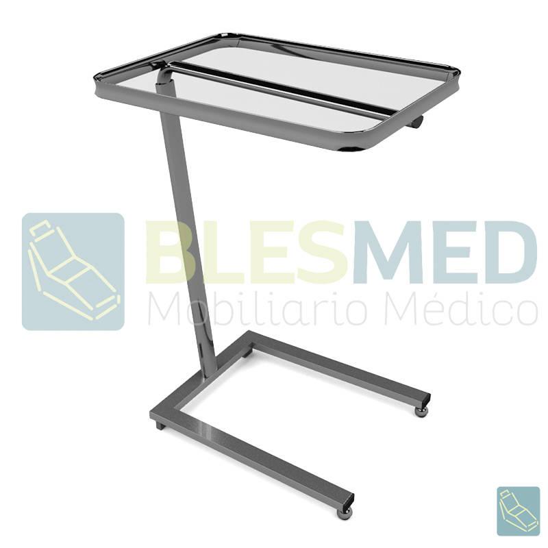 Mesa Mayo Con Charola  Muebles Medicos BlesMed