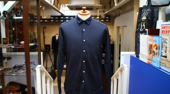 [Oliver Spencer] CLERKEN WELL TAB SHIRT