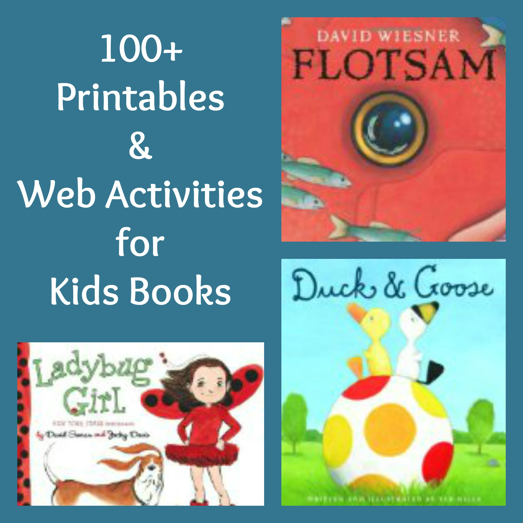 Free Over 100 Printables And Activities For Children S
