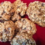 Why Not? Healthier Chocolate Chip Cookies
