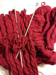 Only the grace of the Master Knitter can fix our tangled selves.