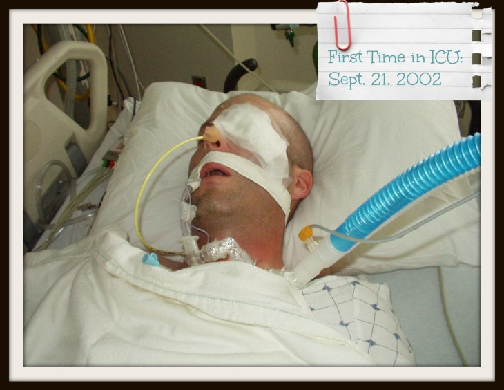 The lymphoma cells froze Pedro's face and prevented him from swallowing.