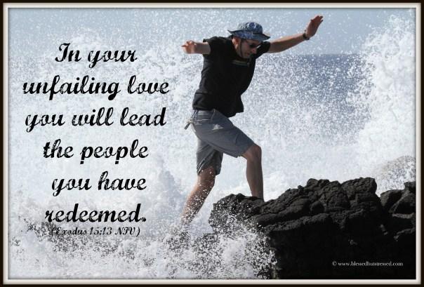 God will lead those he redeems http://wp.me/p2UZoK-w1 via @blestbutstrest