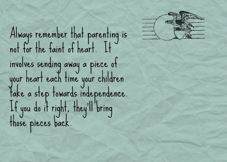 #Parenting is not for the faint of heart. http://wp.me/p2UZoK-FM via @blestbutstrest