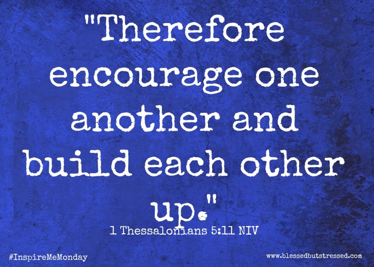 Are you an encourager or an audience?