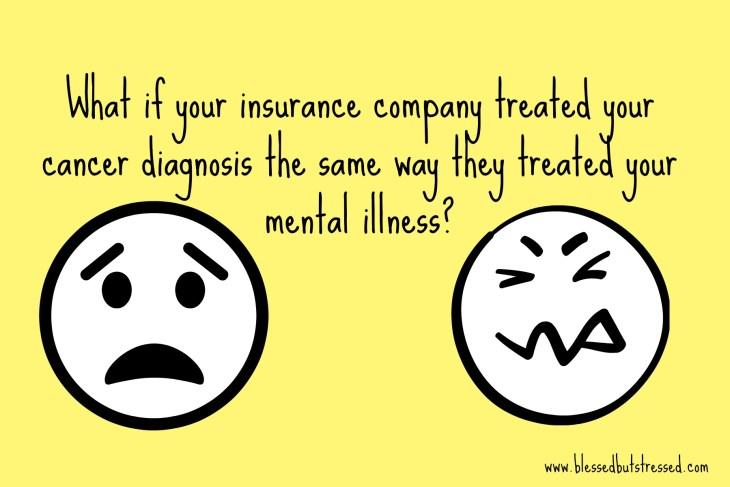 Insurance Companies and Mental IIllness