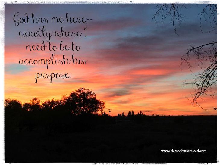 God has you where he needs you http://wp.me/p2UZoK-QN #fmfparty
