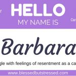 Battling Resentment in Caregiving