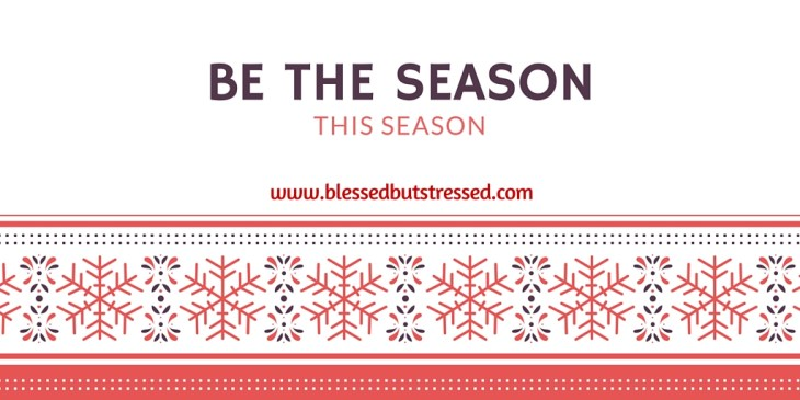 Be the season this season.