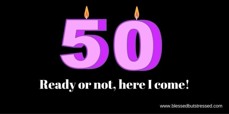 Turning 50?