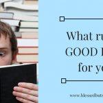 Swear Words Can Ruin a Good Book
