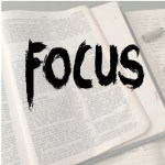 Focus on Him to Regain Your Life!