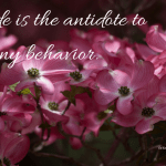 How to Stop Whiny Behavior (My Own)