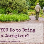 How to Bring Joy to a Caregiver