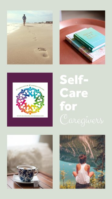 Join the 5-Day Self-Care Challenge for Caregivers. Learn how to take care of yourself so you can take care of your loved one. #caregiver #selfcare