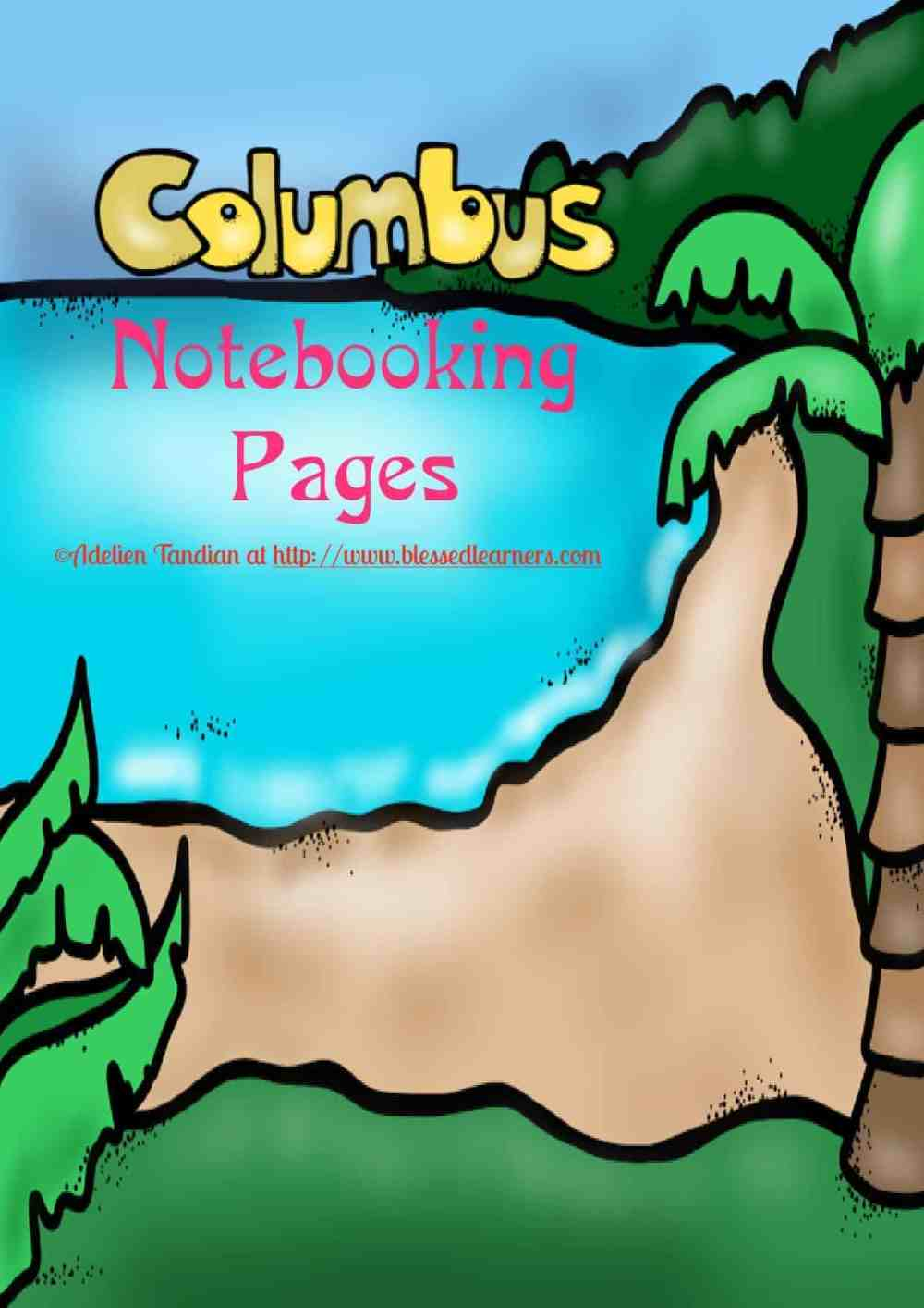 medium resolution of FREE Christopher Columbus Units and Resources - Blessed Learners