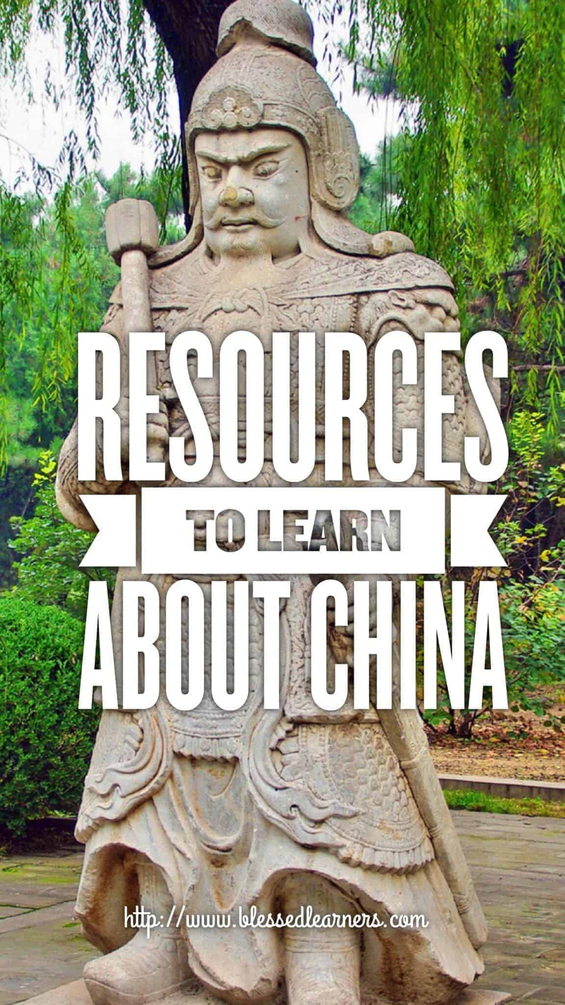 Resources To Learn About China