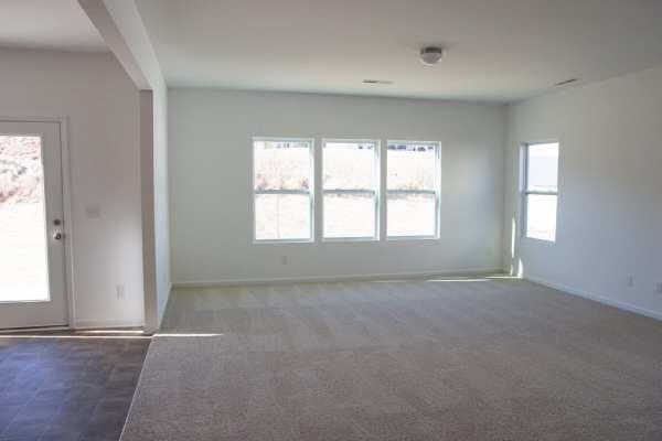 Update Living Room Progress January 2014 - Bless'er House