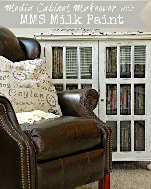 Cabinet Makeover Miss Mustard Seed Milk Paint