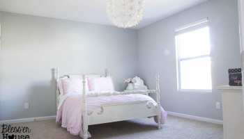 Ballerina Themed Bedroom Makeover Plans