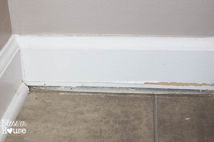 How To Nail Baseboards To Plaster