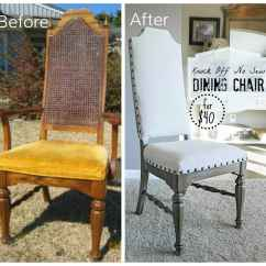 Diy Dining Chairs Makeover Chair Cover Rentals Nj Make Over On Pinterest Office