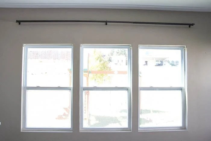 DIY Craftsman Window Trim | blesserhouse.com