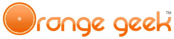 orange geek