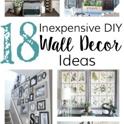 Ideas To Decorate Living Room Cheap French Country Furniture Collection 18 Inexpensive Diy Wall Decor Bless Er House Blesserhouse Com So Many Great