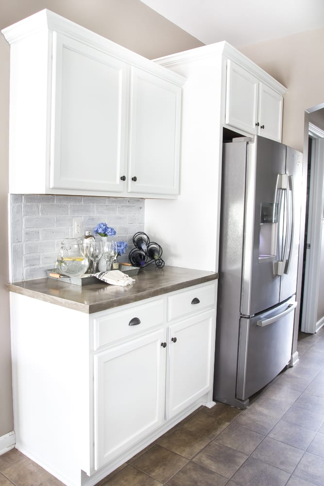 How To Paint Kitchen Cabinets Like A Pro Bless'er House