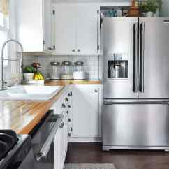 Kitchen Make Over Soup Kitchens Nyc Tips For A Budget Friendly Makeover From Cherished Bliss