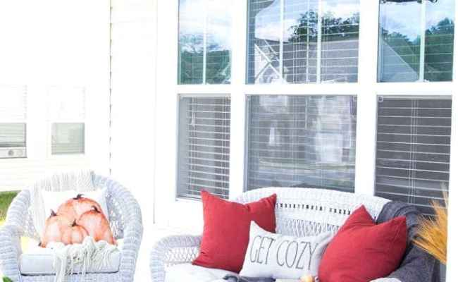 6 Tips For Decorating A Cozy Fall Porch Giveaway Bless