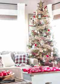 How to Decorate a Designer Christmas Tree on the Cheap ...